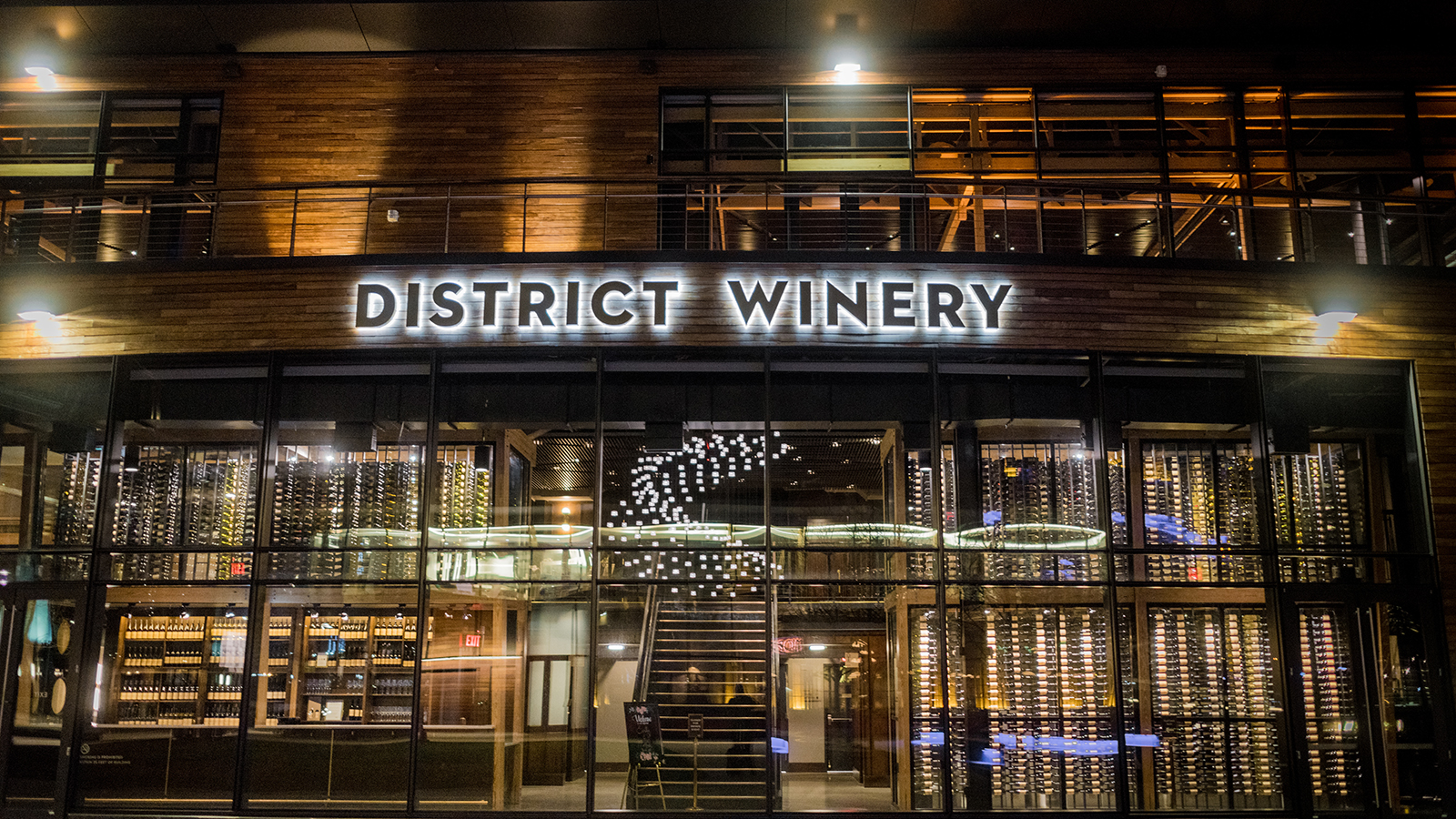 TWB at District Winery on The Wharf