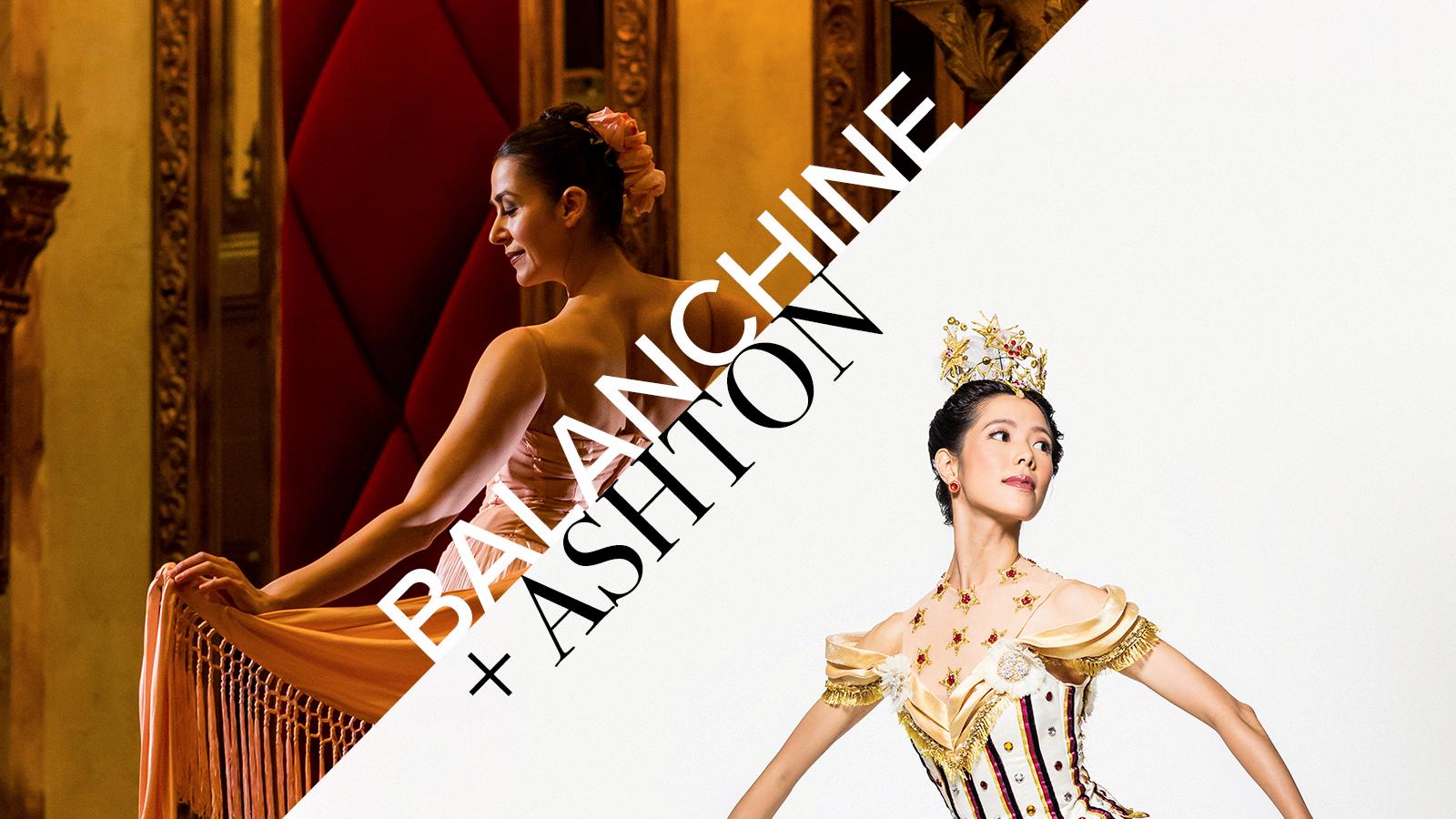 BALANCHINE + ASHTON