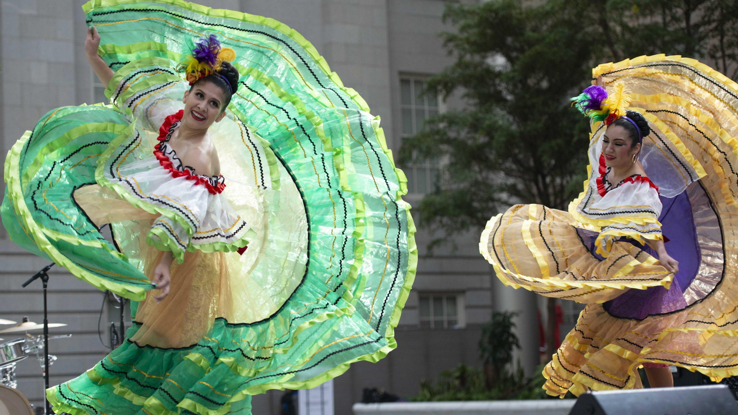 TWB at ¡Muévete! Hispanic Heritage Month Community Day