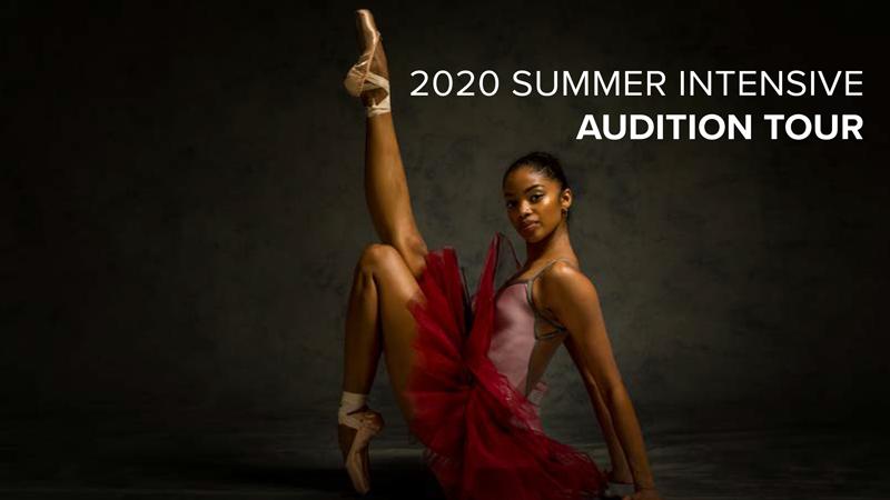 2020 Summer Intensive