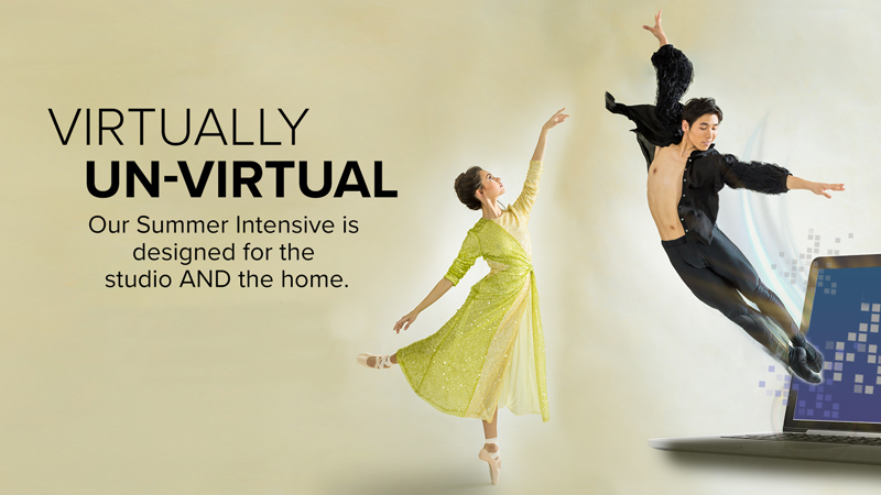 Virtually Un-Virtual Summer Intensive