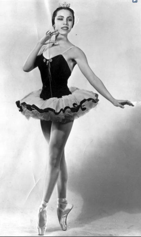 Photo of Maria Tallchief